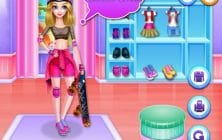 Skater Girl Dress Up