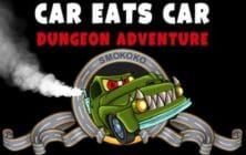 Car Eats Car: Dungeon Adventure